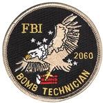 FBI Bomb Technician