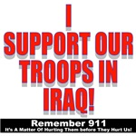 Support Our Troops 911