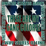 Army Gang Colors