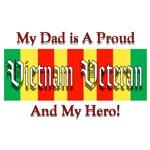 Vietnam Vet Dad Hero