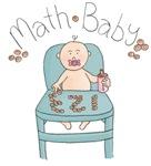 Math Baby Girl