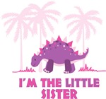 I'm the Little Sister Dinosaur