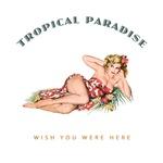 Tropical Paradise Island Girl 3