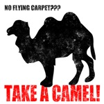 No Flying Carpet?