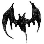 Grunge Bat