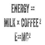 E=MC2 Coffee