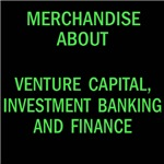 Venture capital, investment banking and finance