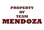 Property of team Mendoza