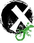 X lizard