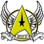 Star Trek Sulu Tattoo