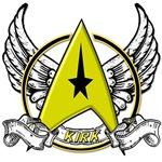 Star Trek Kirk Tattoo