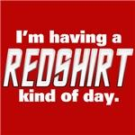 Redshirt Kind of Day
