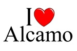 I Love (Heart) Alcamo, Italy