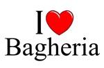 I Love (Heart) Bagheria, Italy