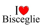 I Love (Heart) Bisceglie, Italy