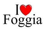 I Love (Heart) Foggia, Italy