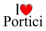 I Love (Heart) Portici, Itlay