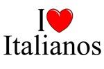 I Love (Heart) Italianos