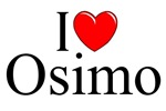 I Love (Heart) Osimo, Italy