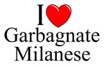 I Love (Heart) Garbagnate Milanese, Italy