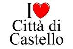 I Love (Heart) Citta di Castello, Italy