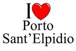 I Love (Heart) Porto Sant'Elpidio, Italy