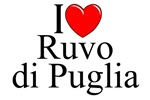 I Love (Heart) Ruvo di Puglia, Itlay