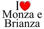 I Love (Heart) Monza e Brianza, Italy