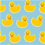 Cute Ducky Pattern