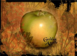Botanical Golden Apple