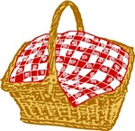 Picnic Basket Graphic