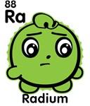 Cute Element Radium Ra
