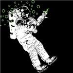 Drunk Astronaut T-shirts