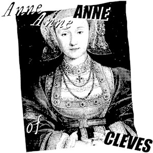 Anne Of Cleves Graphic