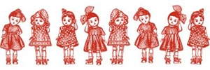 Old Fashioned Dolls