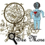 Clockwork, Steampunk, Diagrams & Maps