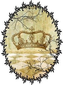 Crown Fantasy Collage