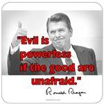 Reagan Evil is Powerless
