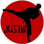 Justin Karate