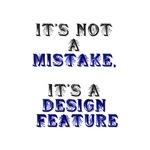Mistake?