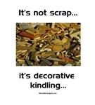 Not Scrap