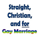 Straight,Christian,&GayMarriage