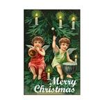 Victorian Tree Angels
