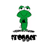 Yarn - Frogger