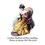 Knitting - Music for the Soul