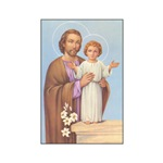 Saint Joseph - Child Jesus