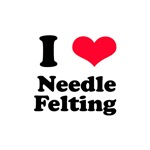 I Love Needle Felting