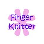 Knitting - Finger Knitter
