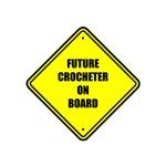 Maternity - Future Crocheter on Board