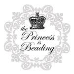 The Princess Is Beading